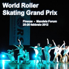 Grand Prix of skating in Florence