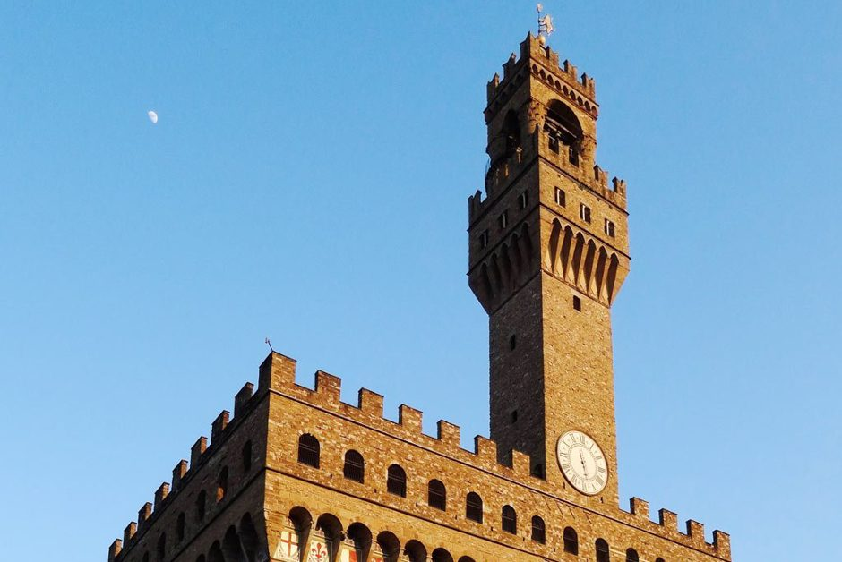 tower of arnolfo in florence