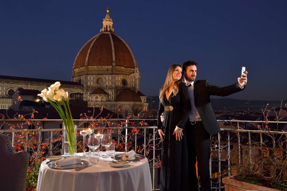 love escape in florence italy