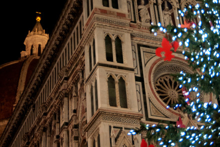 Merry Christmas and Happy New Year from Florence Italy!