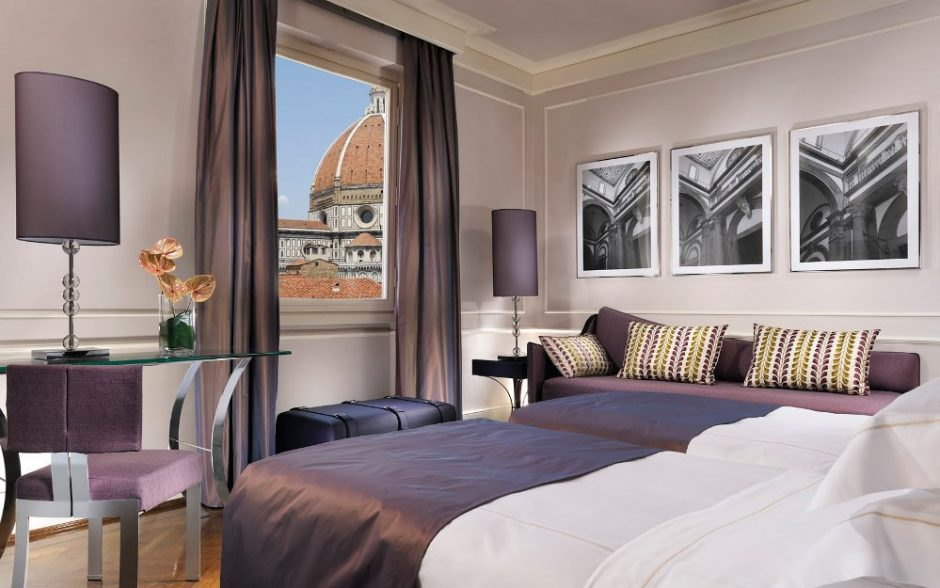 Offer hotel Florence, Stay More Save More