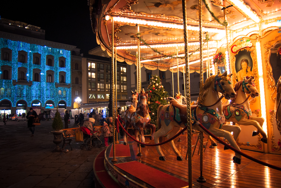 carousel florence italy center