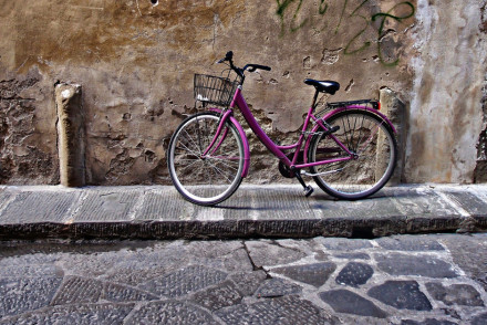 bike itineraries in Florence