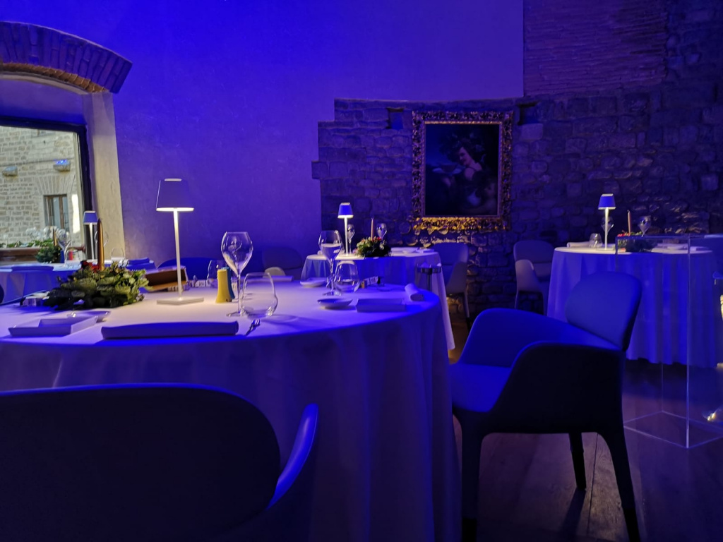 Dinner in Florence with Castello della Sala