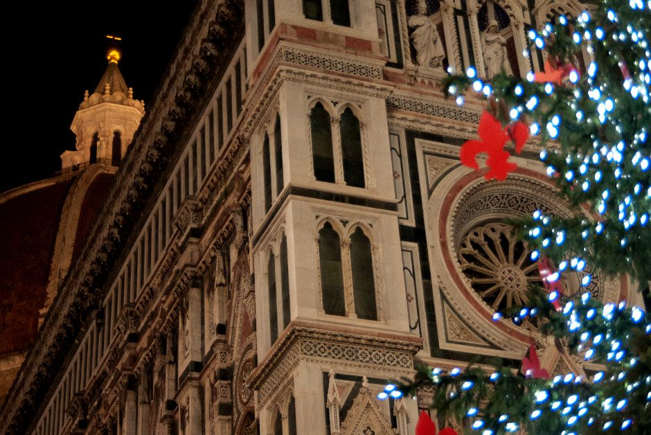 Christmas holidays in Florence