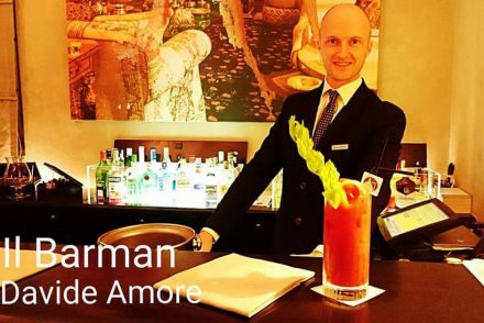 barman davide amore