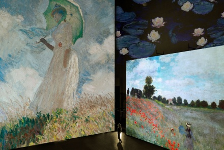 Monet Experience Florence