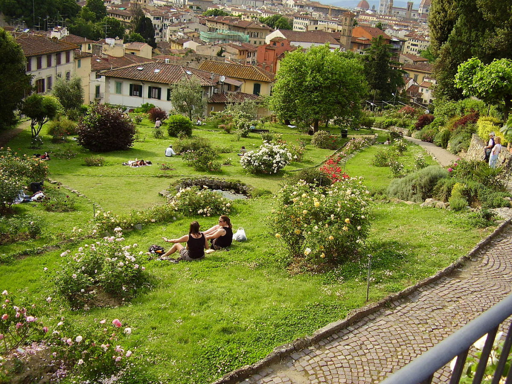 Gardens of Florence