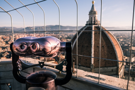 The best views of Florence: the city centre from above