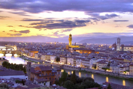 visit Florence in two days