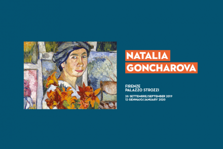 Natalia Goncharova exhibition in Florence