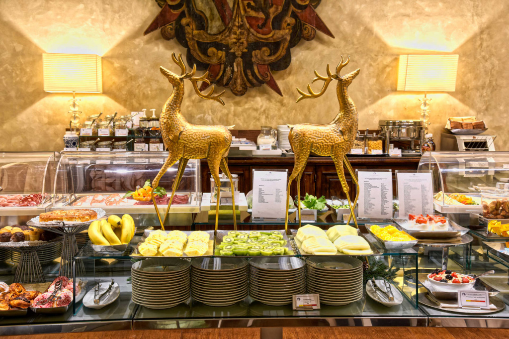 hotel for christmas florence italy