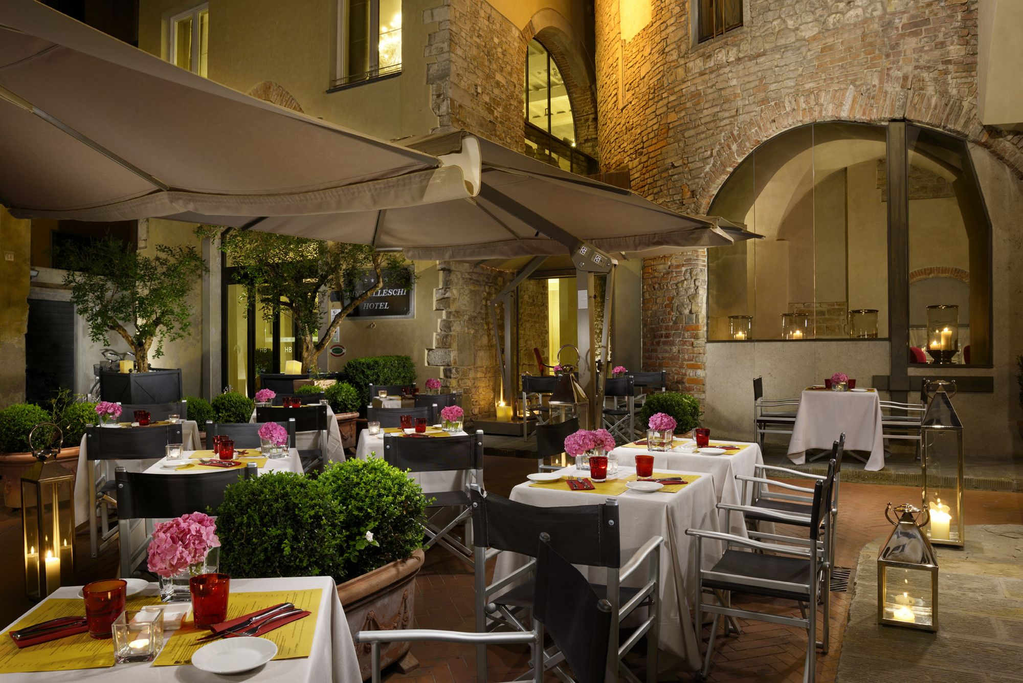 4 star hotel in florence italy boutique luxury hotel for Ristoranti design