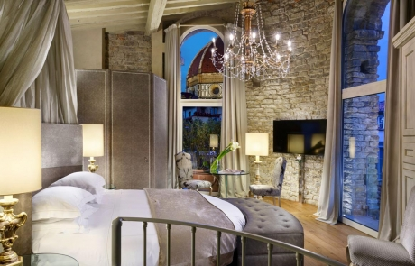 Pagliazza Tower Suite Firenze
