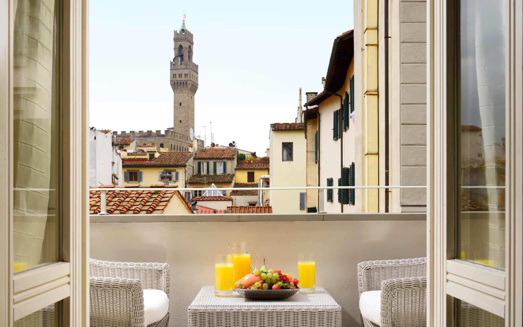Balcony Suite Florence