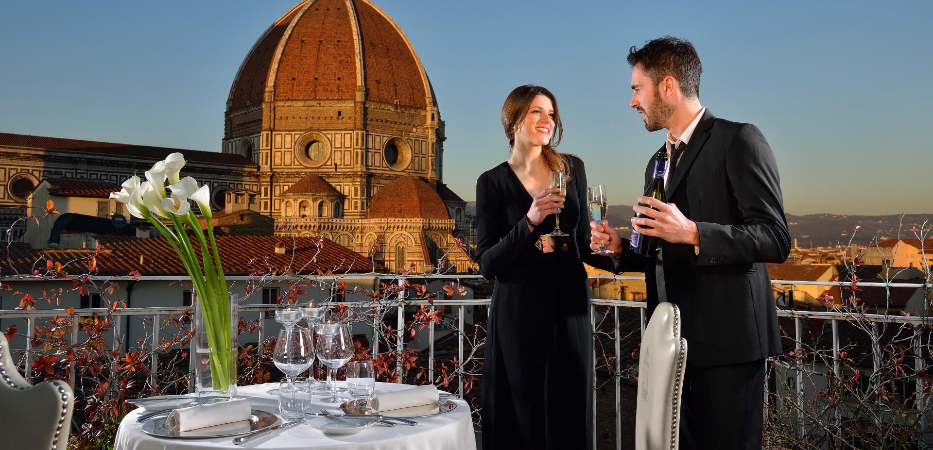 romantic weekend in Florence Italy